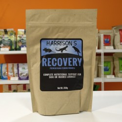 Harrison papilla Recovery...