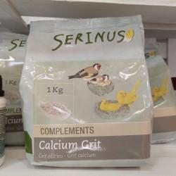 Grit Cálcico 1 kg Serinus...