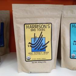 Harrison alta energía...